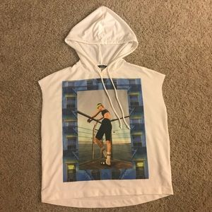 Zara Oversized Hoodie